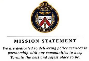toronto police services