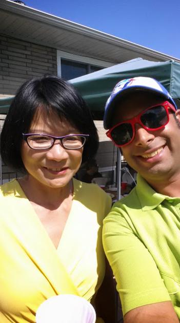 Olivia Chow takes a selfie!